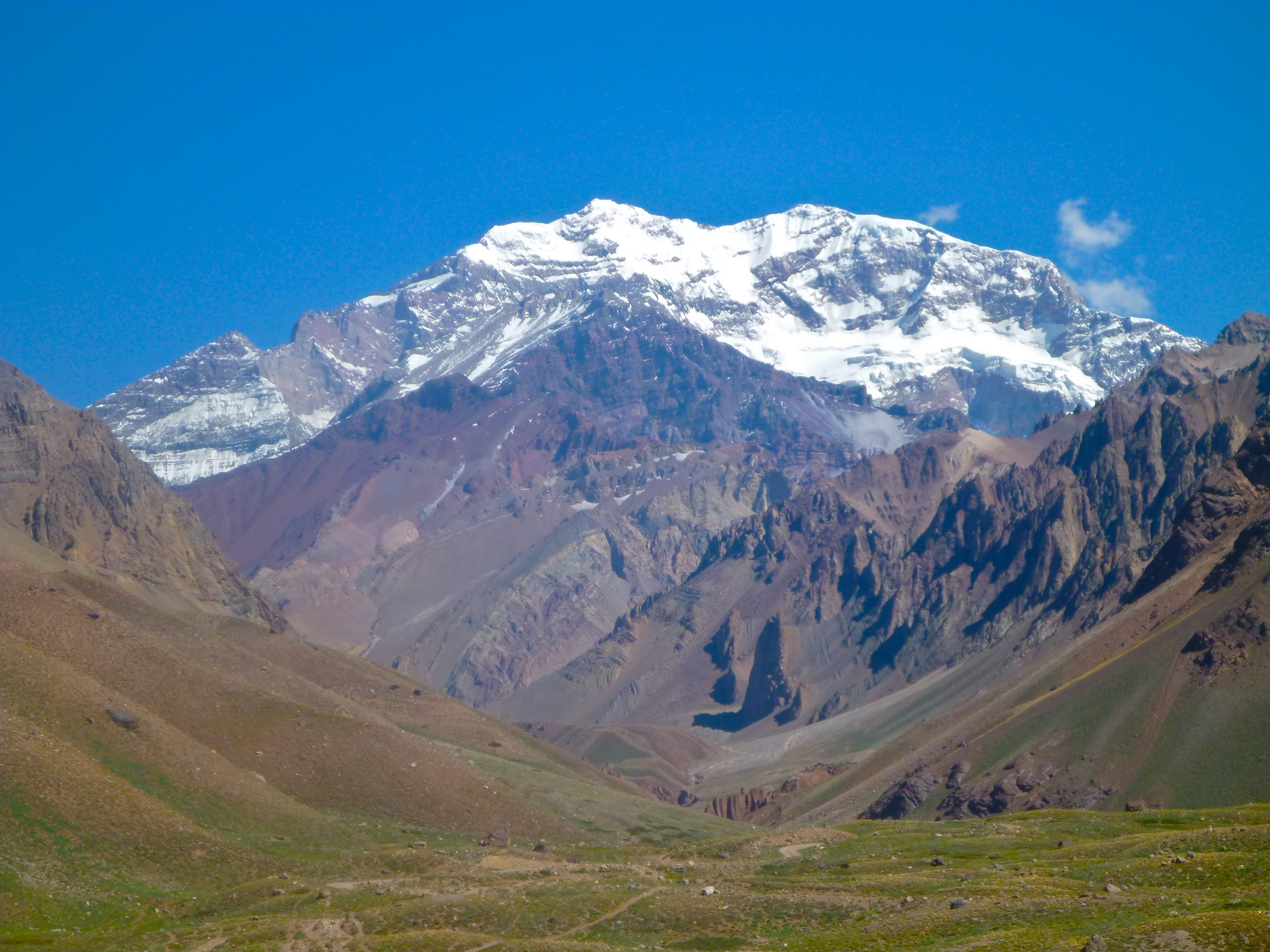ACROSS THE ANDES TO CHILE  SOUTHBOUND!