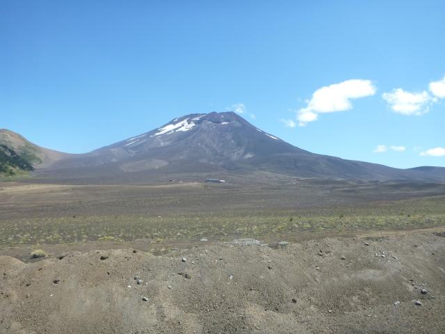 Lonquimay volcano, Mallalhueco National Park