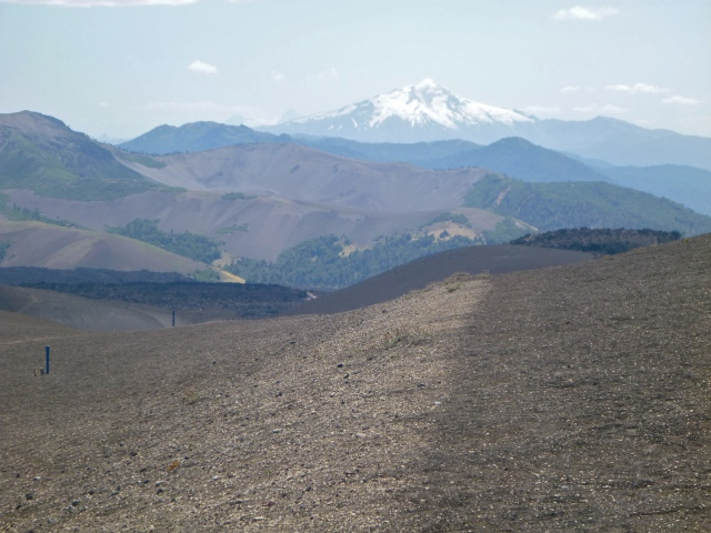 Callaqui volcano